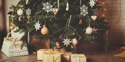 Decoración en navidad: que ningún espacio quede en blanco