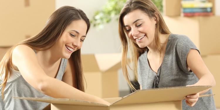 15 ventajas de vivir con otra mujer