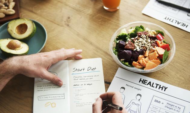 3 dietas para recuperar la figura