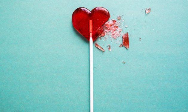 5 formas efectivas de romperle el corazón a alguien