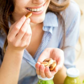 5 snacks saludables e ideales para cualquier hora