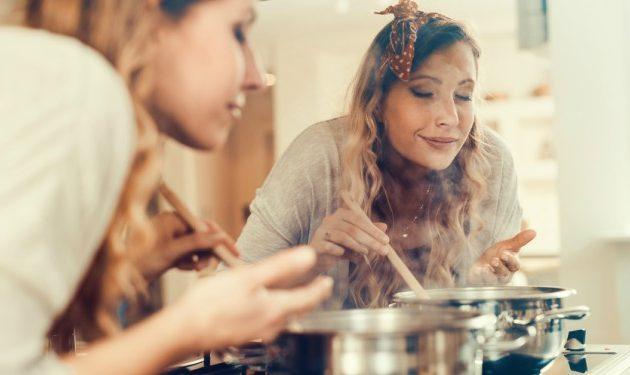 6 recetas de sopas y cremas