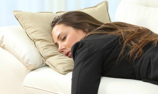Causas comunes de agotamiento físico