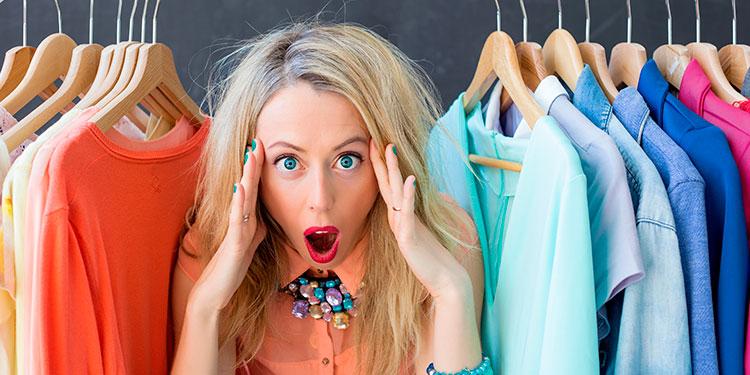 Tips para organizar el closet