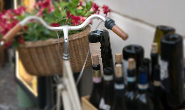 Reutiliza los corchos de las botellas