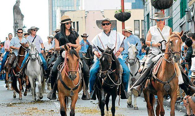 Lanzamiento Feria de Manizales en Bogotá