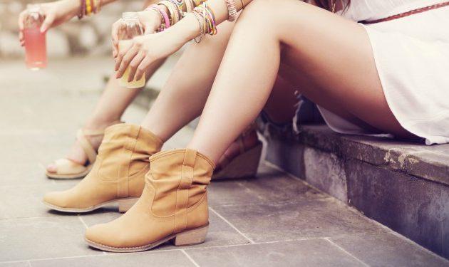 Formas correctas de usar botas