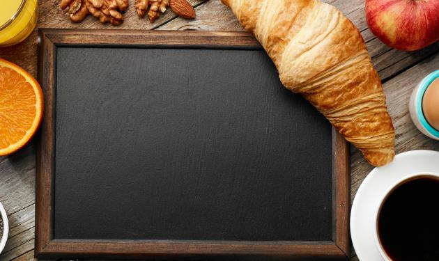 La fórmula para el desayuno ideal.
