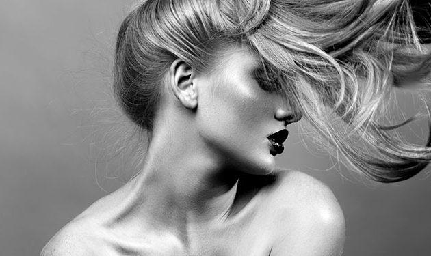 Peinados semi-recogidos que resaltarán las facciones de tu rostro