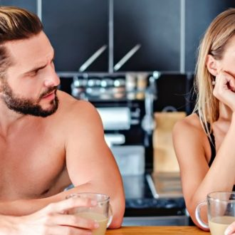 Qué significa pelear constantemente con tu pareja por sexo