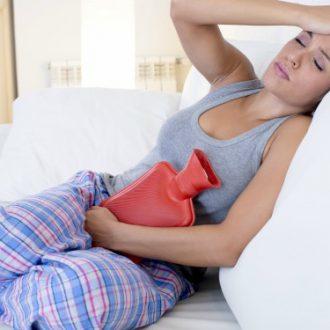 Tips para olvidarte de los cólicos menstruales. Convierte esos días en tu propio cielo