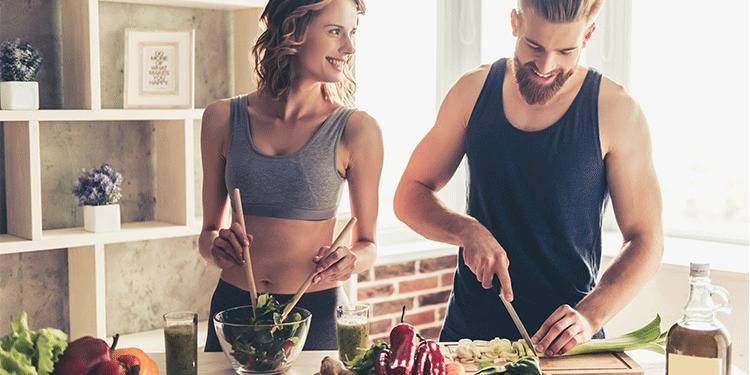 Descubre cómo mejorar tu entrenamiento con la alimentación
