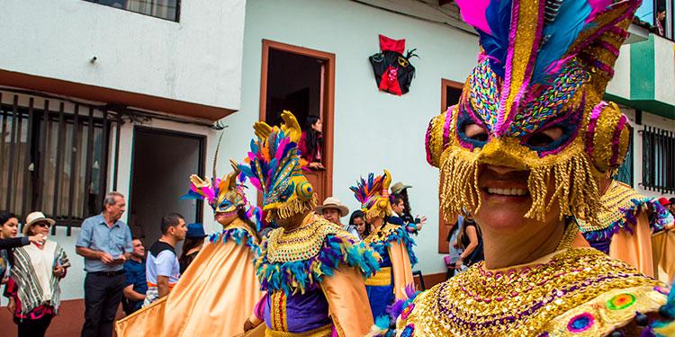 """Riosucio, Caldas. """"El Carnaval del Diablo"""""""
