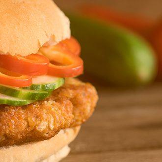 Hamburguesas gluten free, las novedades de la alimentación