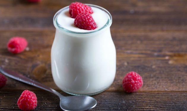 9 Beneficios del yogurt