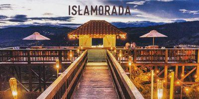 Islamorada, el restaurante que te hace vibrar