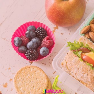 8 snacks saludables para tus breaks. ¡Intermedios sabrosos!