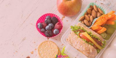 8 snacks saludables para tus breaks. ¡Intermedios sabrosos!